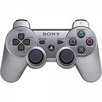 Джойстик для PlayStation3 Dualshock 3 Серебристый