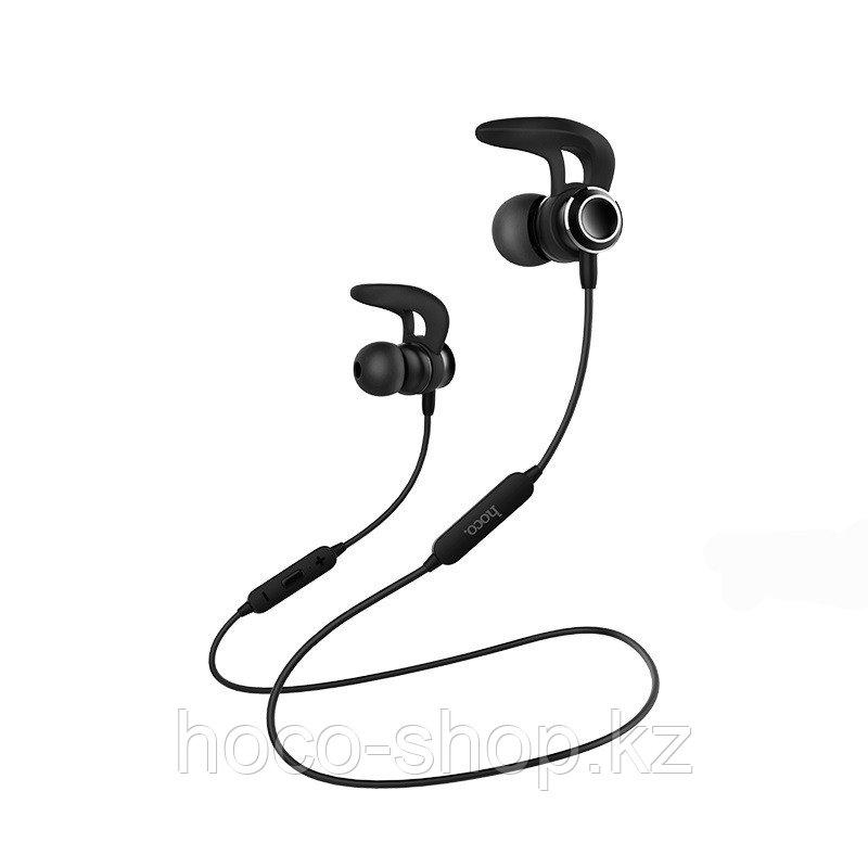 Беспроводные наушники Hoco ES22 Flaunt спортивные с микрофоном, черные