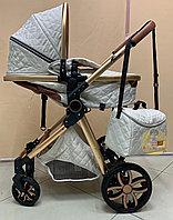 Детская коляска трансформер Teknum V9G доставка бесплатно по Алматы и КЗ