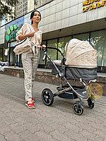Детская коляска трансформер Teknum 530w доставка бесплатно по Алматы и КЗ
