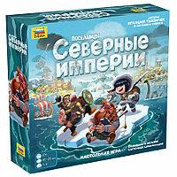 Настольная игра Поселенцы. Северные империи