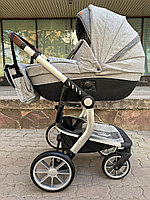Детские коляски трансформеры Teknum Зима-Лето 3в1 доставка бесплатно по Алматы и КЗ