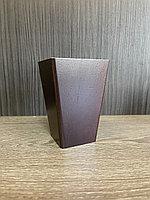 Ножка мебельная, деревянная, пирамида 10 cm