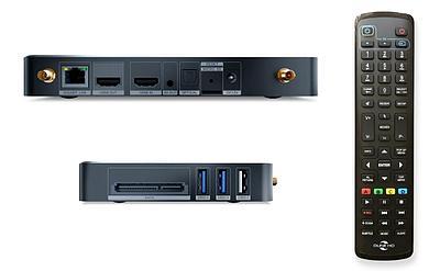 Медиаплеер DUNE HD Max Vision 4K, черный