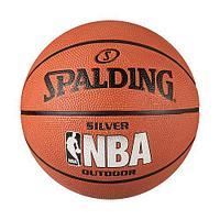 Мяч баскетбольный Spalding NBA Silver № 6 (83015Z)
