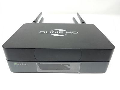 Медиаплеер Dune HD SmartBox 4K Plus TV-175N, черный