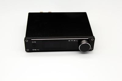 ЦАП\Усилитель стационарной акустики SMSL Q5 Pro, черный