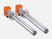 FLOWSIC100 CEMS Вычисление объема уходящих дымовых газов в системах непрерывного экологического мониторинга