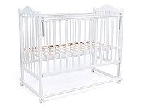 Кровать детская Tomix LINDA, белый