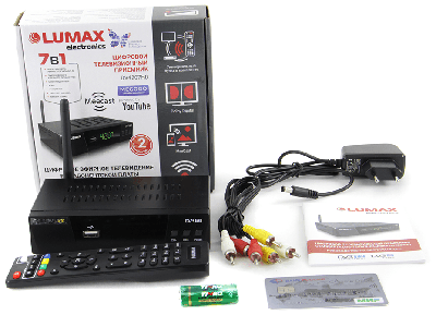 TV-тюнер Lumax DV4207HD