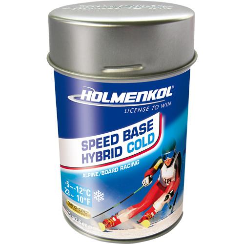 Порошковая смазка Holmenkol Speed Base Hybrid COLD, 24555