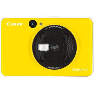 Фотоаппарат Canon ZOEMINI C CV123 Bumble Bee, желтый