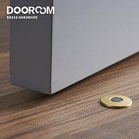 Автоматический дверной магнитный ограничитель скрытого монтажа