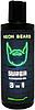 Гель для умывания 3в1 NEON BEARD 200 мл в ассортименте