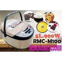 Мультиварка REDMOND multiPRO RMC-M100 {МультиПОВАР, 14 программ, 5 литров, 900Вт}