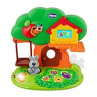 Chicco: Игрушка развивающая Говорящий домик Bunny House ABC 12м+