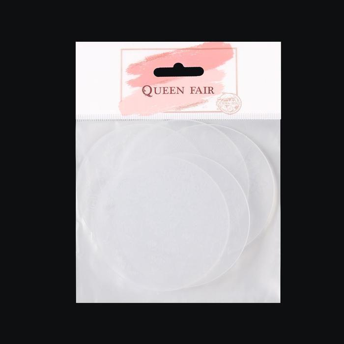 Диски для стемпинга пластиковые, 7 см, 5 шт - фото 2