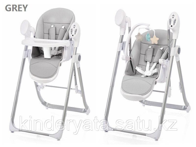 Детский стульчик для кормления (трансформер) 2в1 Maribel 126