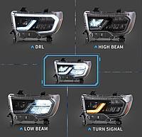 Альтернативная оптика на Toyota Sequoia 2008-2017/ Toyota Tundra 2007-2013 г.в.