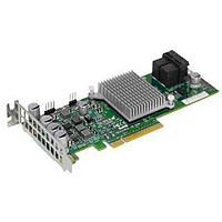 Контроллер Supermicro AOC-S3008L-L8I 8 internal ports, low-profile, 12Gb/s per port- Gen-3, 63HDD - RAID