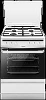 Газовая плита с электрической духовкой Hansa FCMW680250