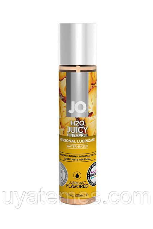 "Вкусовой лубрикант ""Ананас"" / JO Flavored Juicy Pineapple 1oz - 30 мл"