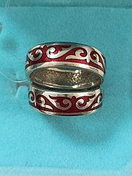 Кольцо серебро  размер кольца 16; 16,5