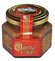 Панты в меду (с измельченными пантами) 105 гр