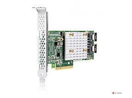 Контроллер RAID HPE 804394-B21 Smart Array E208i-p SR Gen10 (No Cache/12G SAS/PCIe3.0 x8/2 Internal mini-SAS)