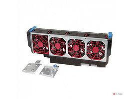 Комплект вентиляторов HPE 874572-B21 ML350 Gen10 Redundant Fan Cage Kit with 4 Fan Modules (для установки