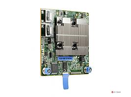 Контроллер RAID 869079-B21 HPE Smart Array E208i-a SR Gen10 (8 Internal Lanes/No Cache) 12G SAS MODULAR LH