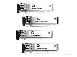Комплект трансиверов C8R24B HPE MSA 16Gb Short Wave Fibre Channel SFP+ 4-pack Transceiver