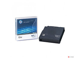 Комплект картриджей для хранения данных HPE C7977AN LTO-7 Ultrium Non-custom Labeled Data Cartridge 20 Pack