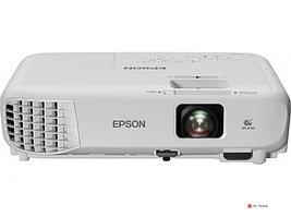 """Проектор универсальный Epson EB-X06, 3LCD, 0.55"""" LCD, XGA (1024x768), 3600lm, 4:3, 16000:1, VGA, RCA, HDMI,"""