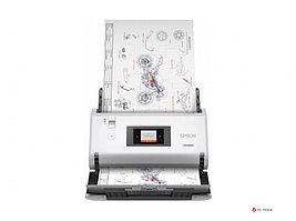 Сканер потоковый Epson WorkForce DS-32000, A3, 90 стр/180 изоб/мин, 48/24 бит, до 1200x1200 dpi, USB 3.0,