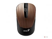 Беспроводная оптическая мышь Genius NX-7015, Chocolate