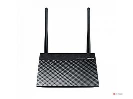 Маршрутизатор Asus RT-N12_VP, 4-port, WiFi, 802.11n, частота 2.4 ГГц, 300 Мбит/с, WEP, WPA, WPA2, 2 x 5 dBi