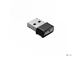 Двухдиапазонный беспроводной USB-адаптер ASUS USB-AC53 Nano стандарта Wi-Fi 802.11ac, 90IG03P0-BM0R10