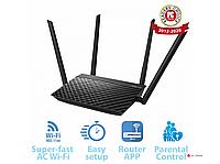 Двухдиапазонный беспроводной маршрутизатор ASUS RT-AC1200RU стандарта Wi-Fi 802.11ac, 90IG0550-BR3430