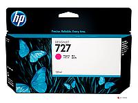 Картридж HP B3P20A, 727, 130 мл, пурпурный