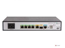 Маршрутизатор JH300A HPE FlexNetwork MSR958 1GbE and Combo 2GbE WAN 8GbE LAN Router (1xWAN, 8xLAN, 1xSFP GbE