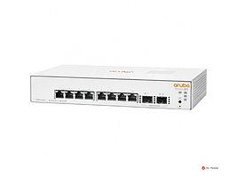 Коммутатор JL680A Aruba IOn 1930 8G 2SFP Layer 2+ Switch (8xRJ-45 10/100/1000 ports, 4xSFP 1GbE ports)