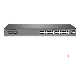 Коммутатор J9980A HPE OfficeConnect 1820 24G 2SFP Layer 2 Switch (24xRJ-45 10/100/1000, 2xSFP 100/1000,