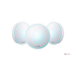 Трёхдиапазонная ячеистая система Wi-Fi ASUS AC2200 для больших домов: AiMesh, 3X Kit, 90IG04C0-BM0B10