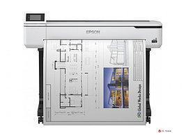 Плоттер Epson SureColor SC-T5100 C11CF12301A0, печать A0+ (2400x1200 dpi), USB 3.0, Gigabit ethernet