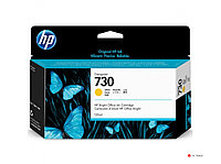 Струйный картридж HP P2V64A 730 для HP DesignJet, 130 мл, желтый