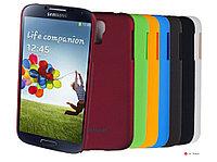 Чехол Jekod Hard case для Samsung Galaxy S4 mini i9190 (белый, пластиковый) (brand) (BOX)