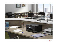 МФУ Epson L6160 C11CG21404 A4, Печать:4800x1200dpi, Сканер:1200x2400 dpi, Копир:1200x2400 dpi, USB