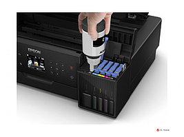 МФУ Epson L7160 C11CG15404, принтер A4, 5760x1440 dpi, копир 1200x2400, cканер A4, 1200x2400 dpi, USB,