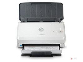 Сканер HP SJ Pro 3000 s4 потоковый с полистовой подачей 6FW07A, A4, 40 стр/80 изобр/мин 600x600dpi, 48bit, USB